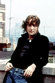 "JOHN LENNON ""ON THE ROOF"""