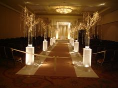 Wedding Ceremony at the Hilton Chicago/Oak Brook Hills Resort & Conference Center