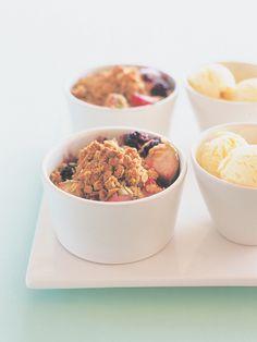 Quick and easy british dessert recipes