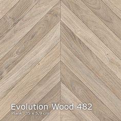 Evolution Wood | Collectie vinyl | Interfloor Tapijt  Vinyl Project | Kleurstaal Hongaarse Punt Dessin | Klassiek maar perfect te combineren met een hip interieur