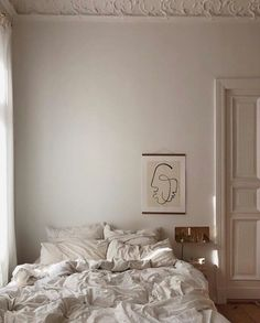 Apartment Inspiration, Room Inspiration, Design Inspiration, Home Design, Interior Design, Modern Interior, Decor Room, Bedroom Decor, Cozy Bedroom