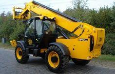 JCB Service Manual: FREE JCB 530-70 533-105 535-60 535-95 540-70 532-1...