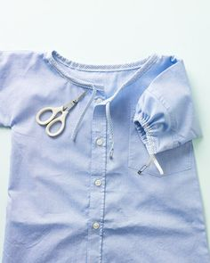 men's shirt dress for little girl