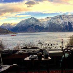 From my Cabin Utne Norway Mount Rainier, Norway, Cabin, Mountains, Nature, Travel, Naturaleza, Viajes, Cabins