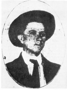 Joseph (Jodie) Hamilton, the man (monster) who murdered the entire Parson's family in 1906, Tx.