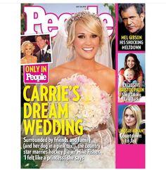 she's getting married!! I love her