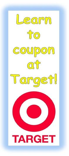 learn how to coupon at target get all of the tips and tricks you need