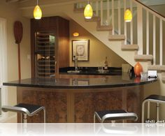 under staircase design - Google Search