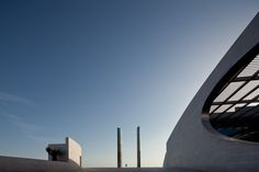 Champalimaud for the Unknown | Charles Correa | Image © José Campos
