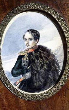 7 scrittori russi e i loro sport preferiti – Michail Lermontov #scrittori #writers