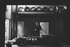 This Garage You've Never Heard of Works on the Rarest Cars - Photography by Amy Shore for Petrolicious