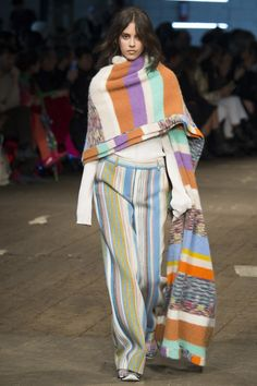 <3 fun pants Missoni Fall 2016 Ready-to-Wear Fashion Show