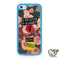 5sos 5 Second Of Summer iPhone 5C Case