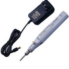 DC 100-240V Electric Engraver Pen DIY Micro Drill Engraving Engraver Pen Carve Tool