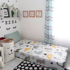 Interior Home Design Trends For 2020 - Ideas Cute Bedroom Decor, Bedroom Decor For Teen Girls, Room Ideas Bedroom, Small Room Bedroom, Kids Bedroom Designs, Bunk Bed Designs, Home Room Design, Small Bedroom Inspiration, Bedroom Color Schemes