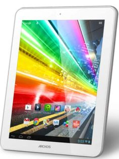New Archos 97 Platinum HD tablet. I bet you Apple's legal team's working on a lawsuit right now.