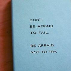 Motivational.