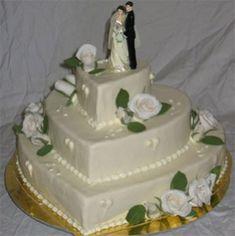 Att välja bröllopstårta