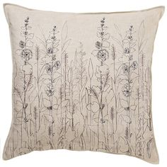 Coral and Tusk - field large cushion http://coralandtusk.myshopify.com/collections/large-pillows/products/field-large-cushion