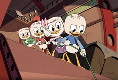New DuckTales Trailer Takes You Back to Duckburg