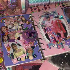 Bullet Journal Aesthetic, Bullet Journal Themes, Bullet Journal Inspiration, Cute Notes, Pretty Notes, Cute Journals, Journalling, Spreads, Book Art