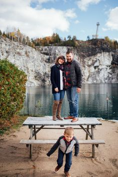 This family-fun gallery was captured outside Morrison's Quarry in Gatineau Park. Little Hudson brought such warmth to this engagement session- we can't wait to see him suited up for the wedding in a few weeks. Family Engagement, Engagement Session, Engagement Photos, Family Meeting, Tambourine, Bring It On, Play, Happy, Fun