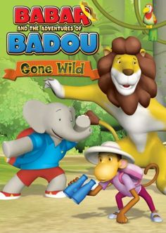 Babar & The Adventures of Badou: Gone Wild.  Click on image to check availability.