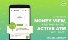 Money View App : An Easy Way to Find ATM with Cash Near You
