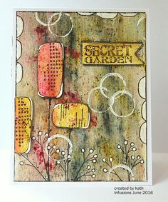 Kath's Blog......diary of the everyday life of a crafter: It's a kind of magic...