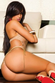 Something Sexyest latina lingerie nude advise you