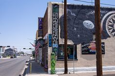 Roswell, New Mexico, USA. New Mexico, My Photos, Street View, Spaces, Travel, D Day, Stockings, Viajes, Trips