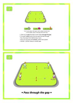 Co-operate & Compete: 6 fun pair skill-stations cards (printable) – Prime Coaching Sport Soccer Practice, Soccer Drills, Pe Games Elementary, Pe Lesson Plans, Games For Kids Classroom, Warm Up Games, Pe Lessons, Health And Physical Education, Pe Ideas