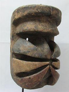 Bete Nyabwa mask, Africa ref: eBay