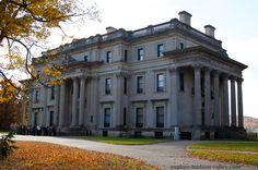 Vanderbilt Mansion Hudson Valley, B & B, Mansions, House Styles, Home Decor, Decoration Home, Room Decor, Villas, Interior Design