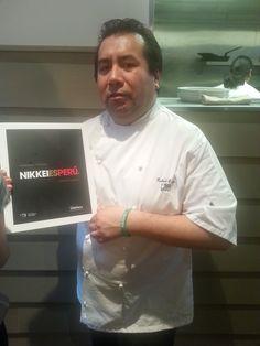 Head Chef Robert Ortiz
