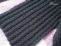 Tricot et compagnie: Une écharpe et un bonnet faciles à tricoter