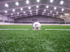 Soccer Spence Eccles Field House - Salt Lake County