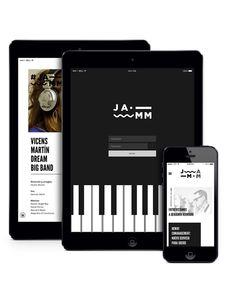 Jamm, identidad gráfica para la Asociación de Músicos de Jazz de Cataluña 14