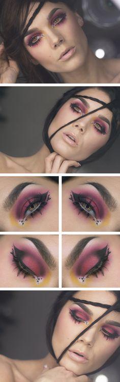 Todays look – Orchid - Lindas Sminkblogg