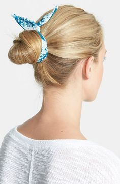 Berry Bun Wrap available at #Nordstrom