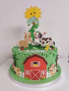 Tarta animales en Palma de Mallorca Chocolate, Facebook Sign Up, Menu, Birthday Cake, Desserts, Cakes, Food, Candy Table, Farmhouse