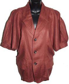 $90.00 COMME des GARCONS Womens Blazer Jacket Size S #CommedesGarcons #Blazer