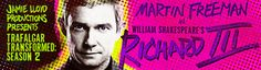 Richard III with Martin Freeman ~ I just bought tickets!!!!!! I think I'm going to be in a perpetual state of fangirling all day. :D :D :D