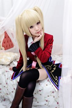 Image result for Umineko no Naku Koro ni cosplay