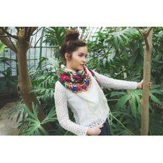Le little Folk est le foulard bohème pour les enfants à la mode - Le Bazar  des poupées Russes 1a1ab579b5a