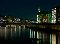 La #magia della #Luminara la sera di San Ranieri durante il giugno Pisano! #Pisa