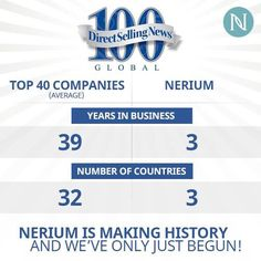 Nerium International is on a massive momentum and we are not stopping. PM if you want more info. #GrowingMomentum