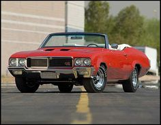 1970 Buick GS Stage-1 Convertible 455/360 HP