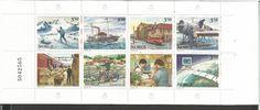 N O R W A Y - HEFTE MICHEL nr 1218-25 ,xx, (140) oppføring i Norge,Europa,Frimerker kategorien på eBid Norge Personalized Items, Postage Stamps