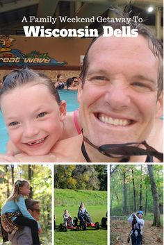 Incredible Weekend Getaway To Wisconsin Dells With Kids! AD